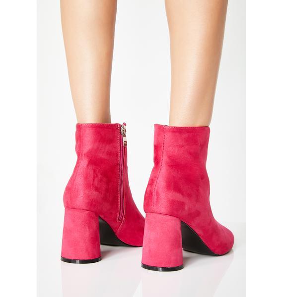 Public Desire Bronte Ankle Boots