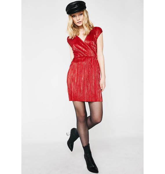 Doin' It Mini Dress