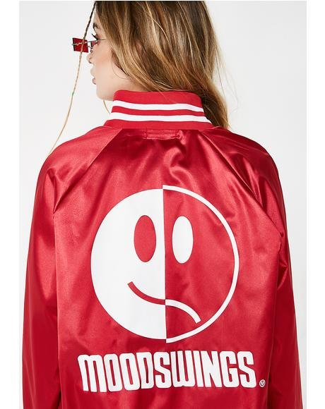 Mood Swings Faces Jacket