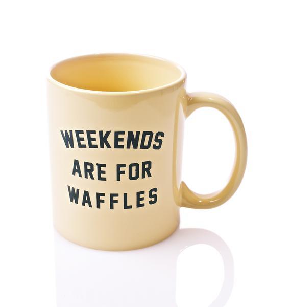 Waffle Haus Mug
