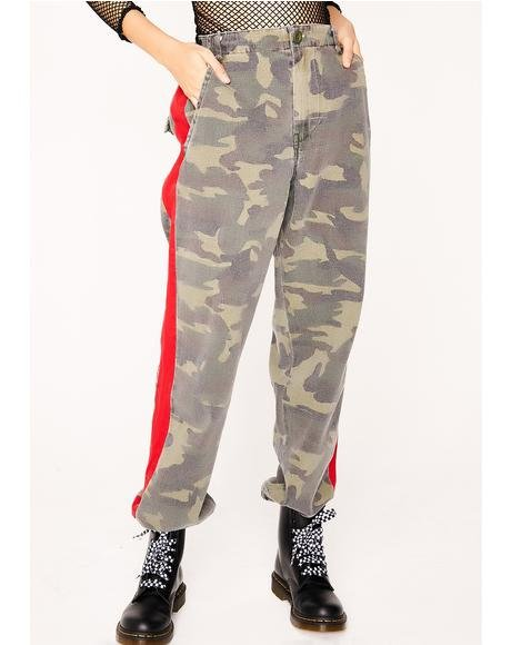 Concealed Identity Camo Pants