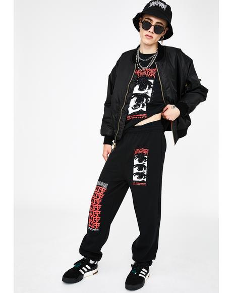 Red Death Sweatpants