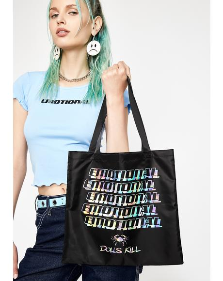 Team Cancer Tote Bag