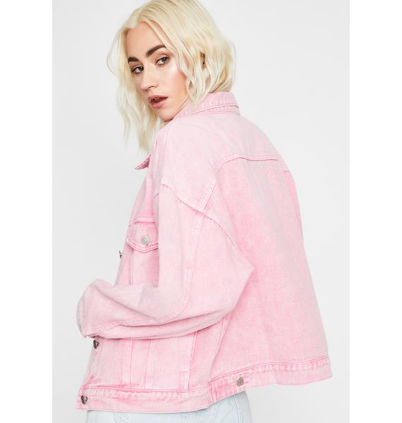 Baby Show Off Oversized Jacket