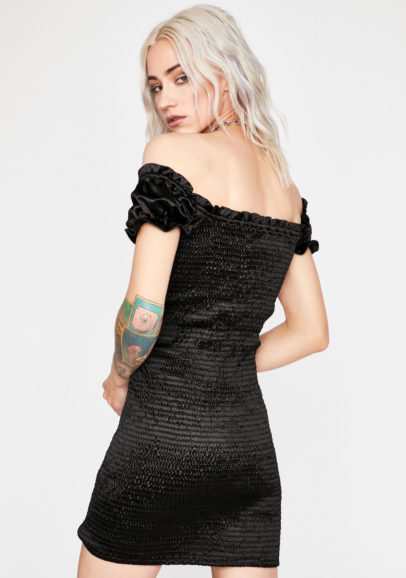 Hidden Desire Mini Dress