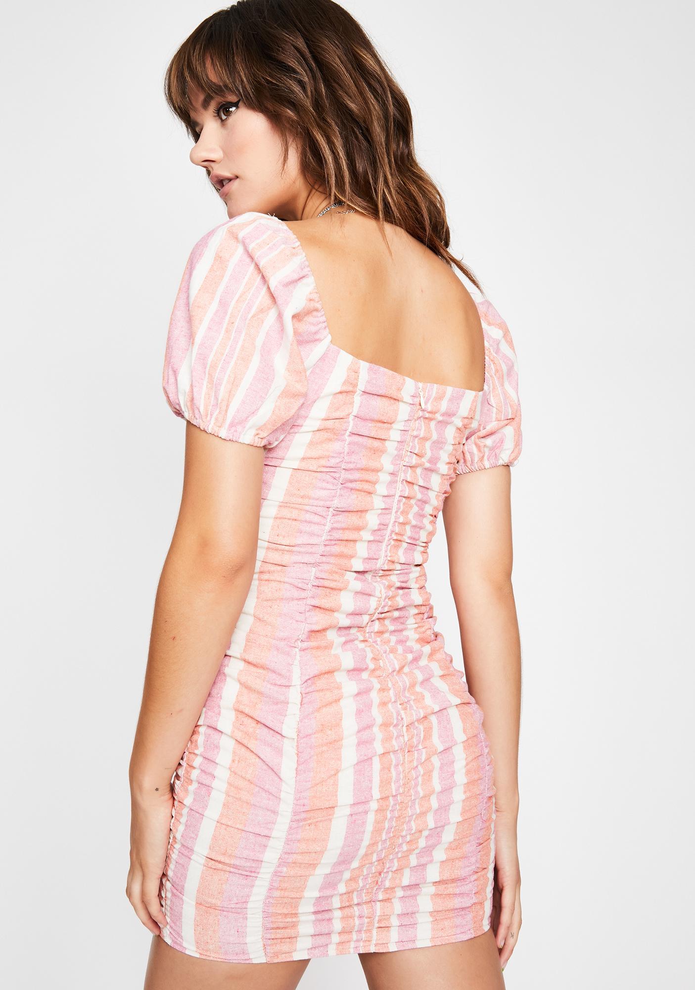 Love in Limbo Mini Dress