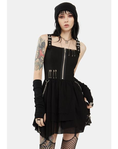 Got My Revenge Bustier Dress