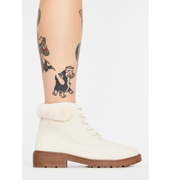 Wrong Turn Ankle Boots