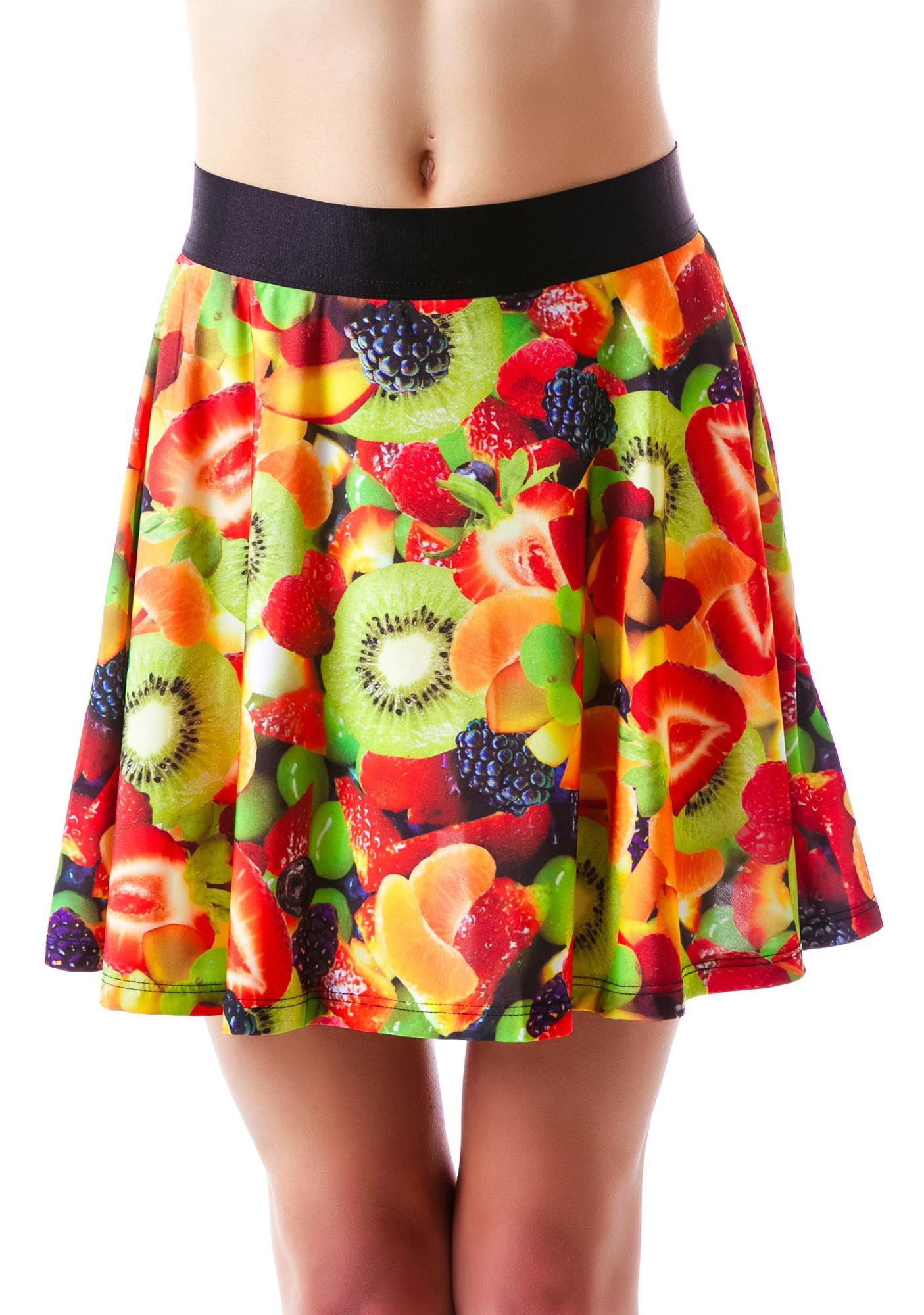 24HRS 5 A Day Skater Skirt