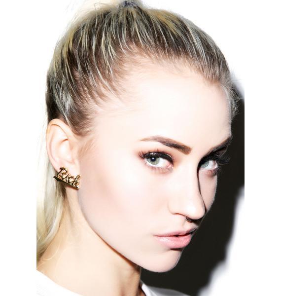 Joyrich Rich Stud Earrings