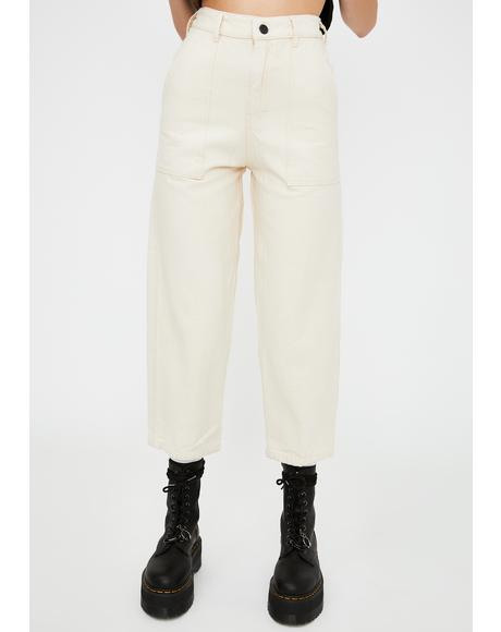 Bone Gigi High Waist Pants