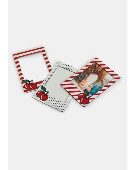 Juicy Memories Magnetic Frames