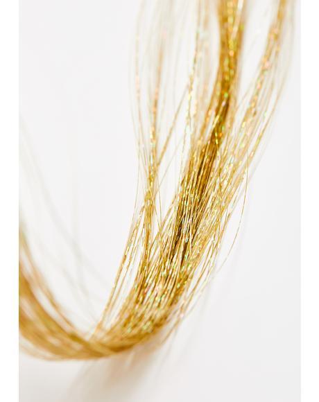 Eos Glitter Hair Strands