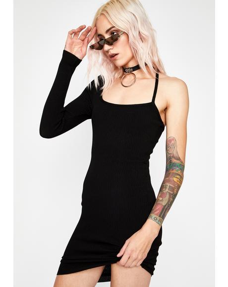 Better Check Yourself Mini Dress