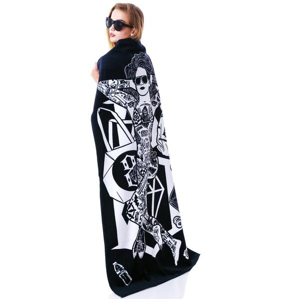 Rebel8 Life's A Beach Towel
