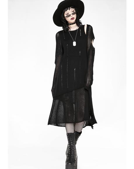 Banshee Jumper Dress