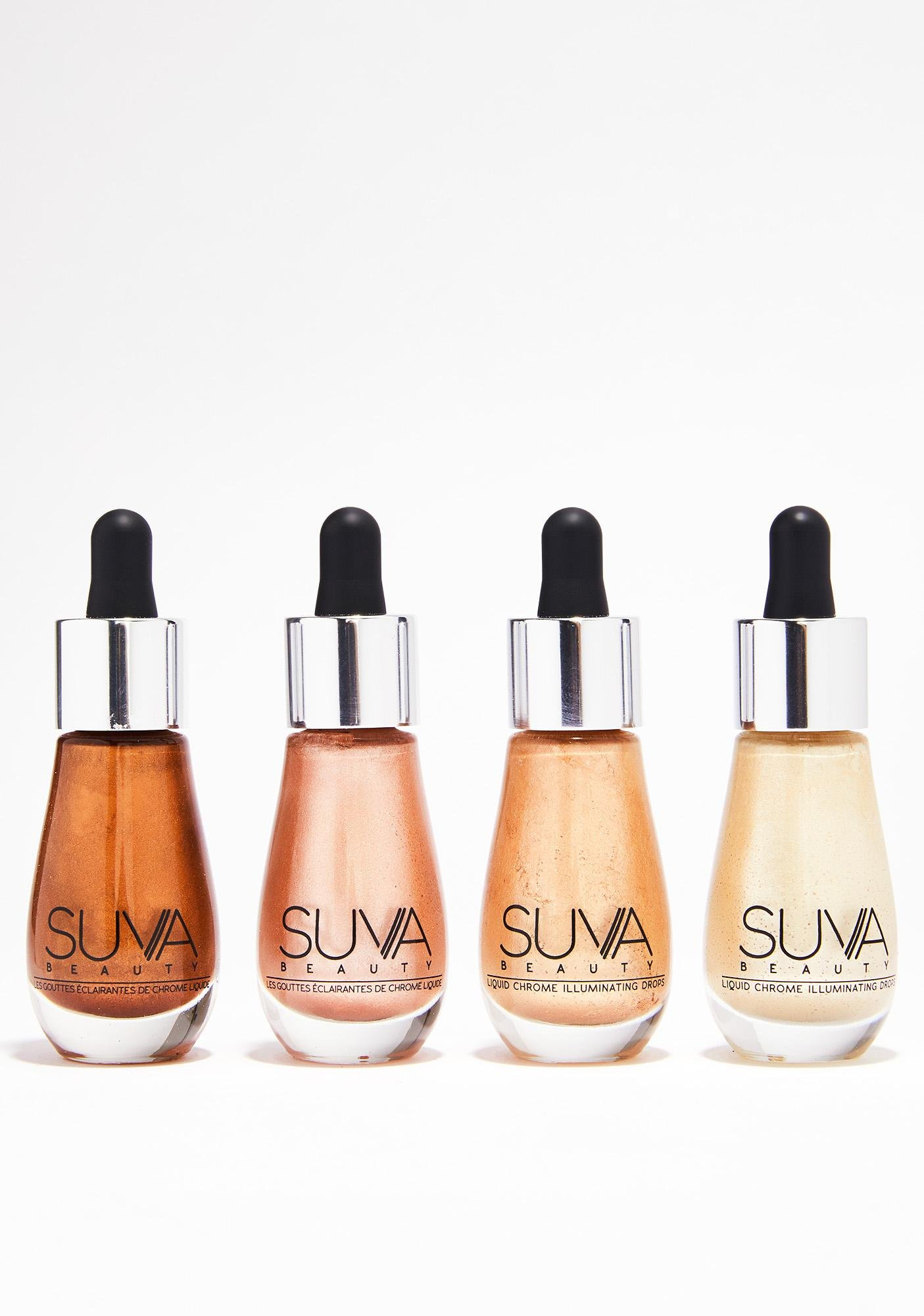 SUVA Beauty Trust Fund Liquid Chrome