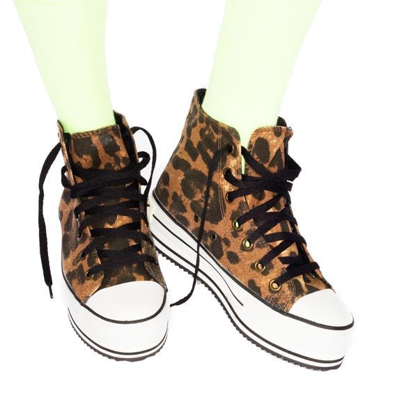 Stomp Platform Sneakers