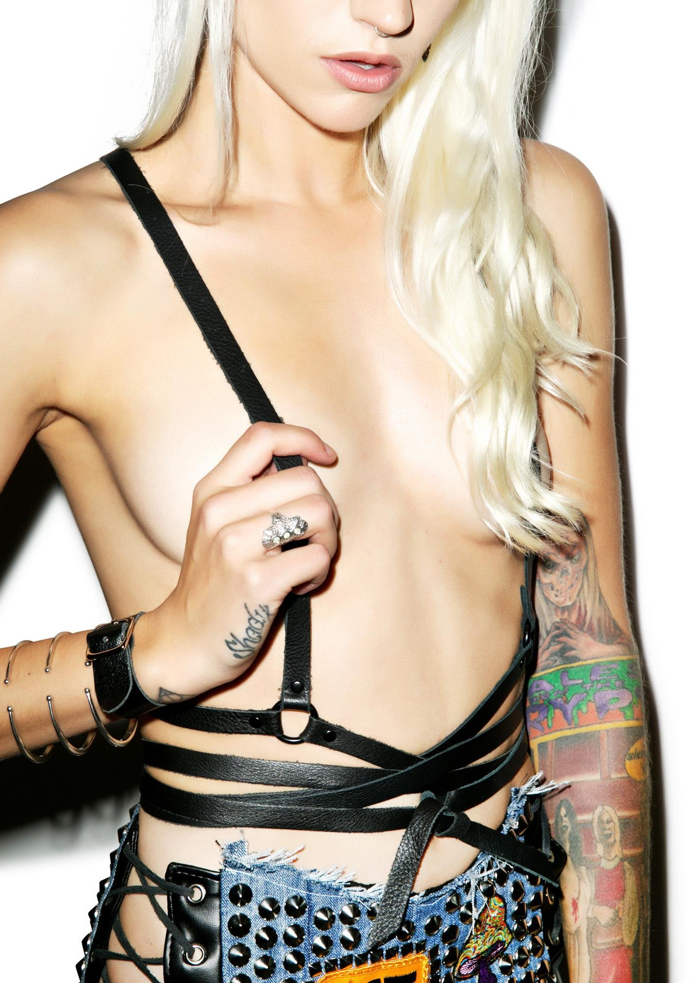 JAKIMAC Jackimac Wrap Around Leather Harness