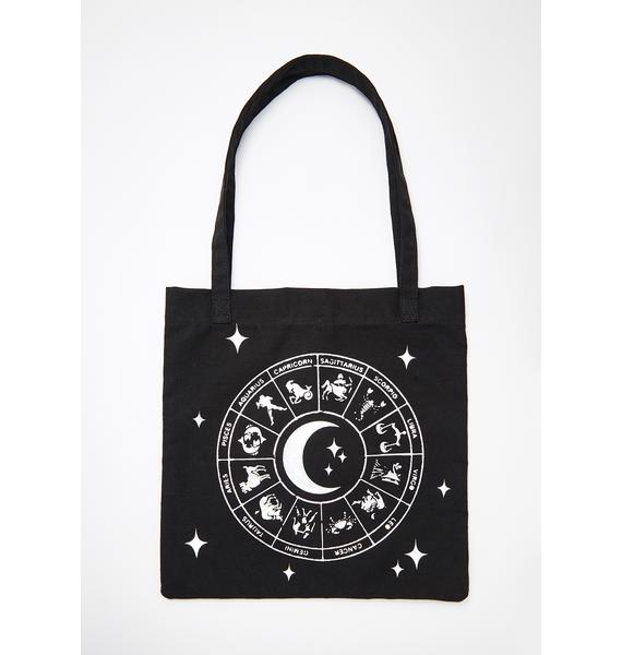 HOROSCOPEZ Star Child Tote Bag