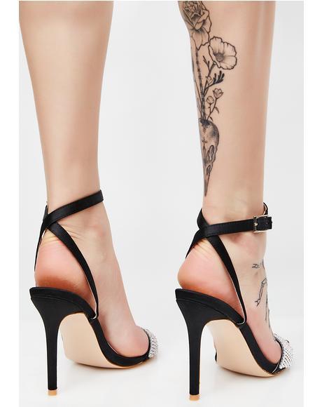 Belarus Diamante Heels