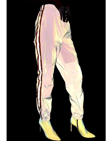 Juiced In A Flash Reflective Joggers