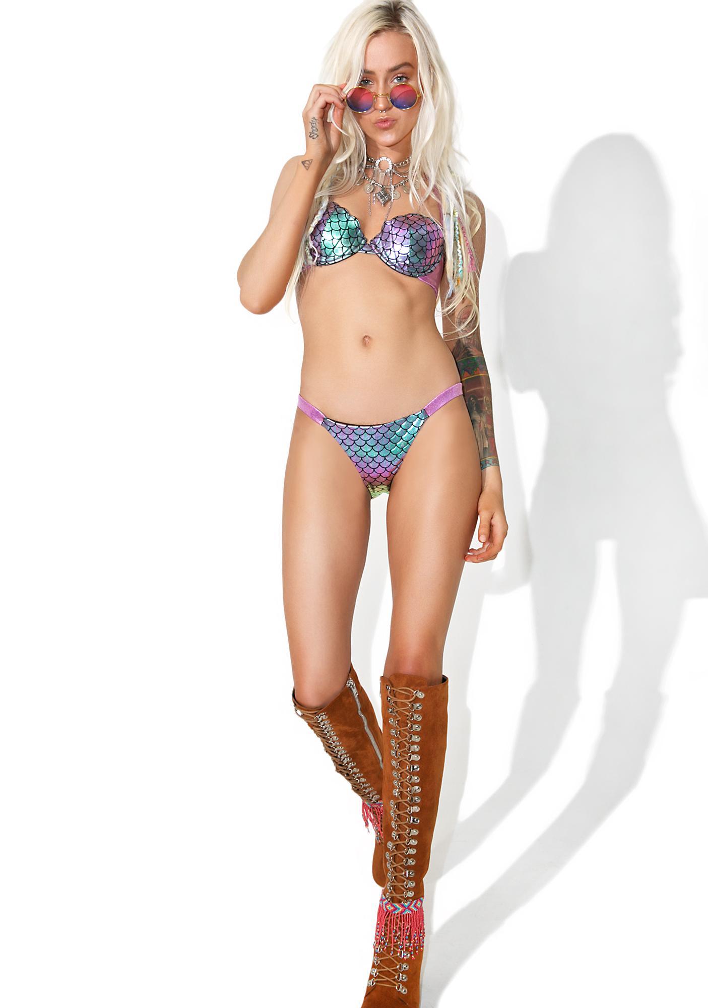 Margarita Mermaid Serafina Nereid Bikini Bottoms