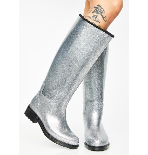 Melissa Fullness Thermal Lined Boots