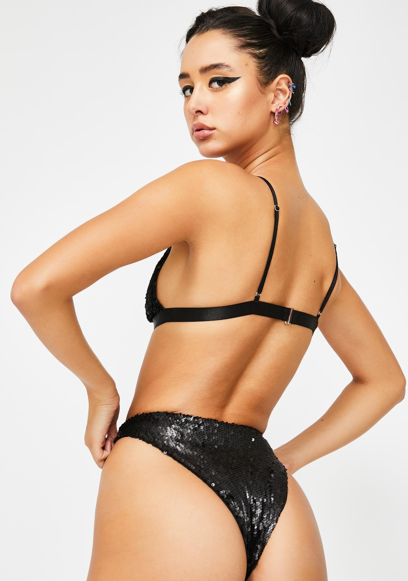 Club Exx Night Pixie Playroom Sequin Bottoms