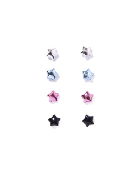 Twinkle Twinkle Earrings Set