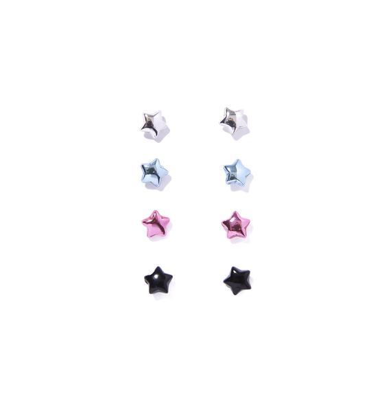 Twinkle Twinkle Earrings Set