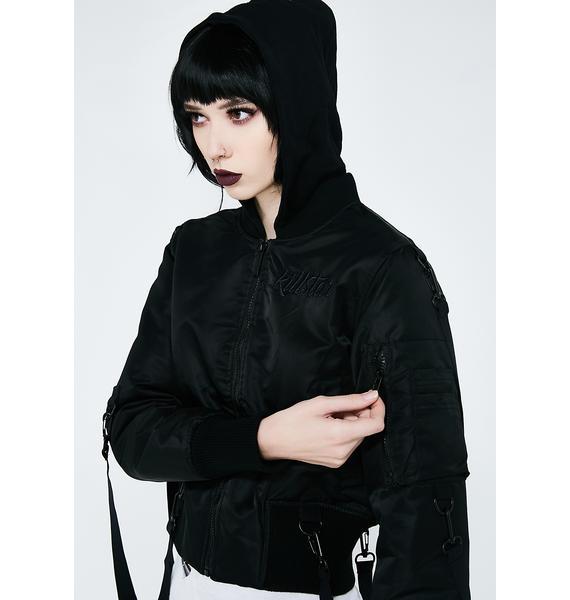 Killstar Goth Doll Street Bomber