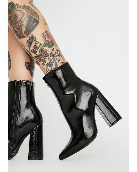 Drama Mama Ankle Boots