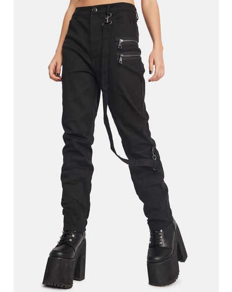Wild Side Skinny Pants