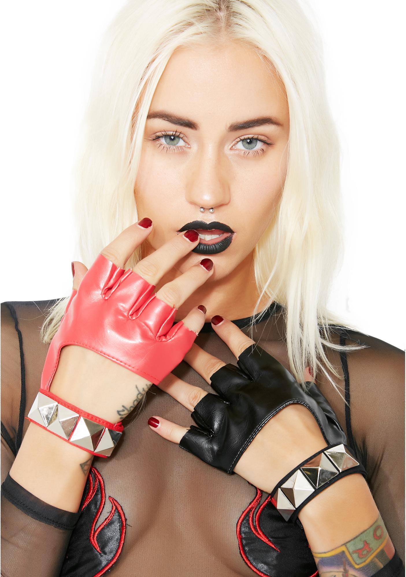 Tight Grip Fingerless Gloves