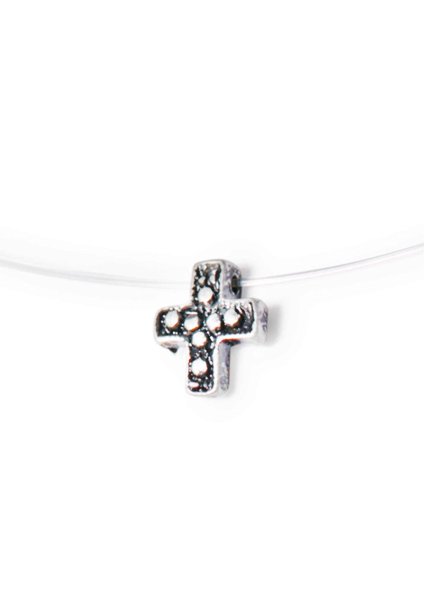 Small Faith Choker