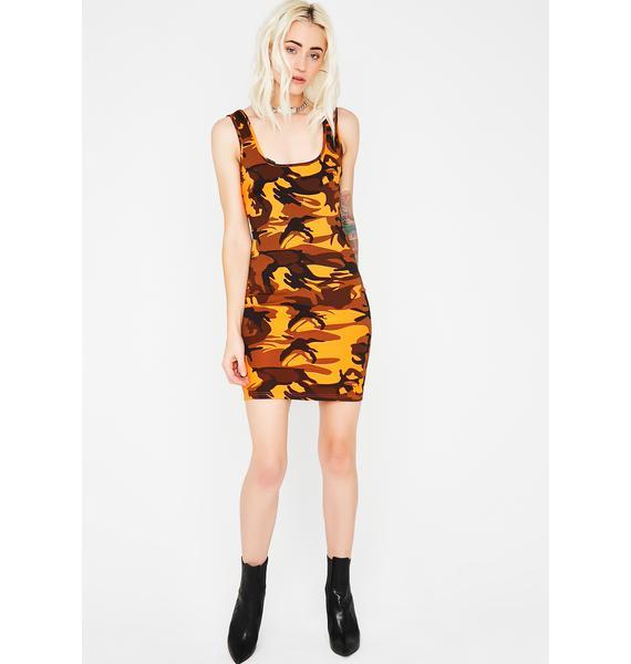 Kill Streak Mini Dress