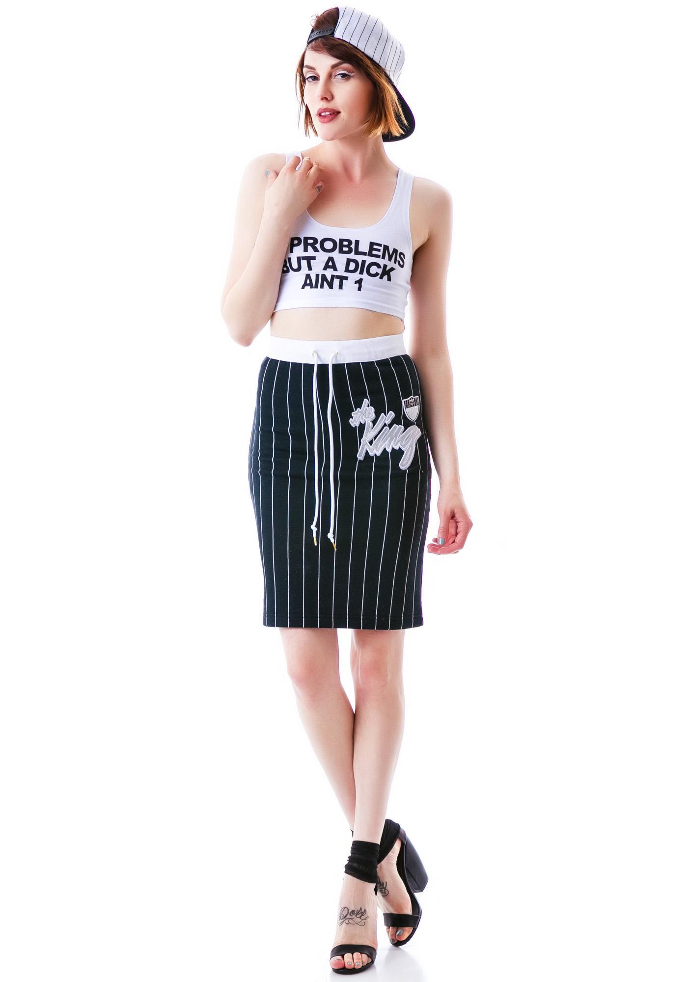 Joyrich The King Rich Athletic Tube Skirt