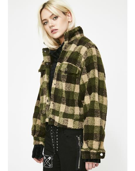 Rock Mtn. High Plaid Jacket