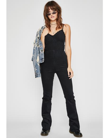 Back To Buiz Cami Jumpsuit