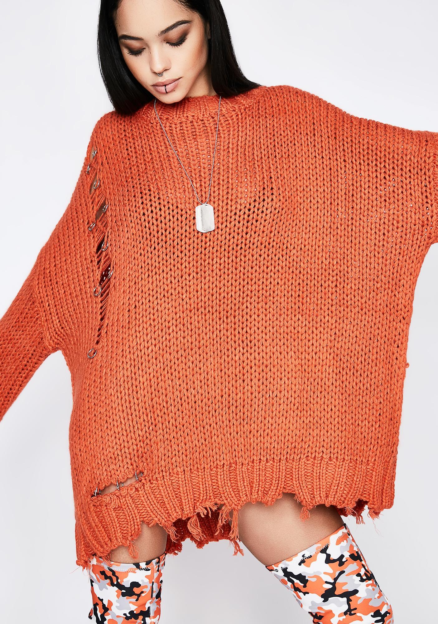 Careless Feelz Sweater