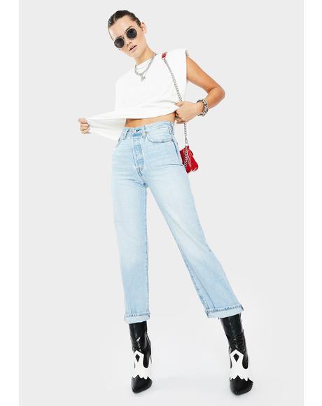 Middle Road Denim Jeans