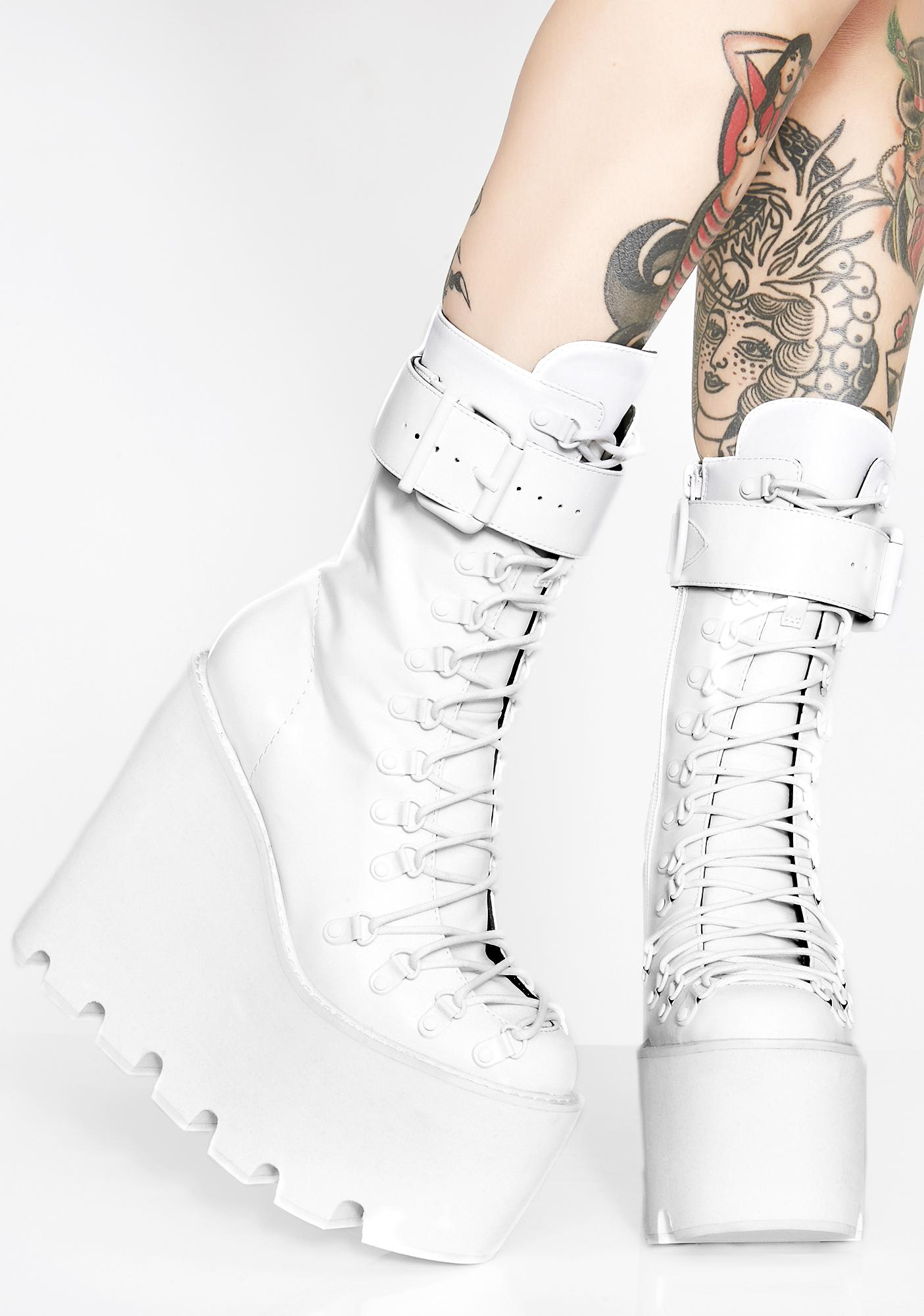 Club Exx Pure Traitor Boots