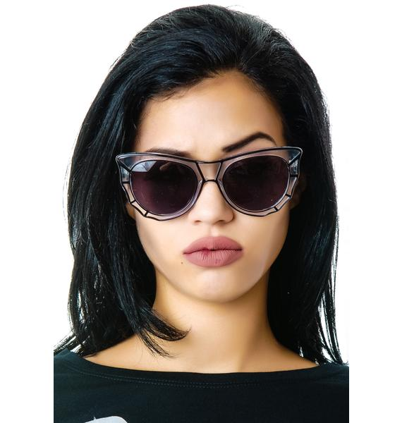 Ksubi Lacerta Sunglasses
