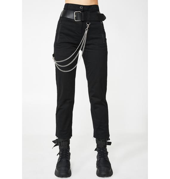 Poster Grl Trap Nightz Chain Trousers