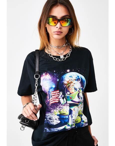 Star Command Graphic Tee