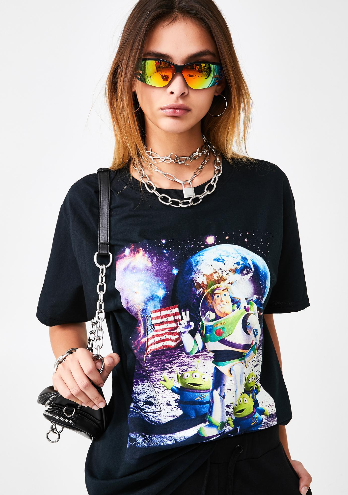Fifth Sun Star Command Graphic Tee