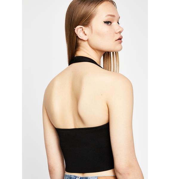 Style Qween Halter Top