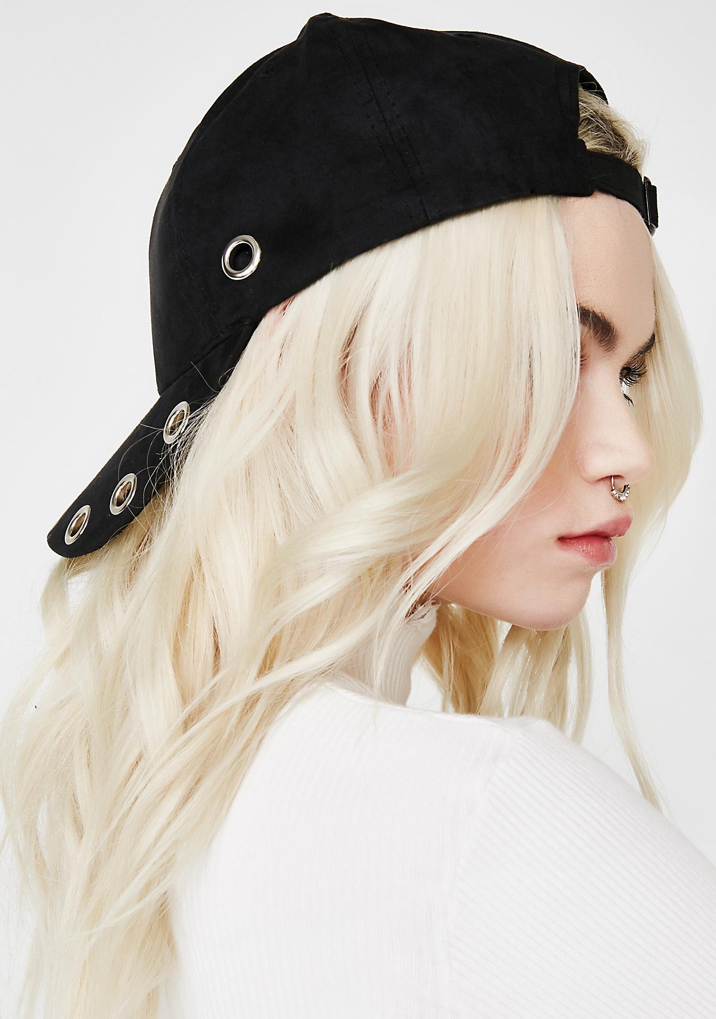 Blank Space Grommet Hat