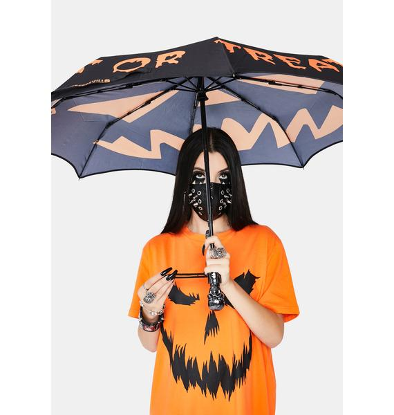 Kreepsville 666 Trick Or Treat Umbrella